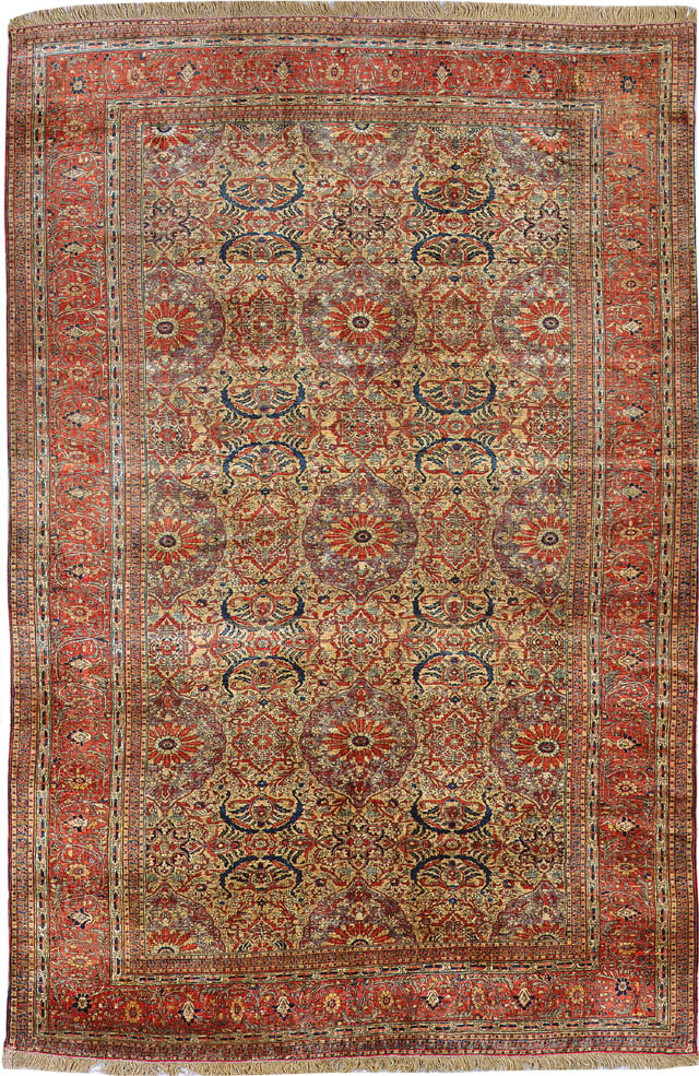 3087antiquerug1 Luxury Rugs and Fine Antique Carpets