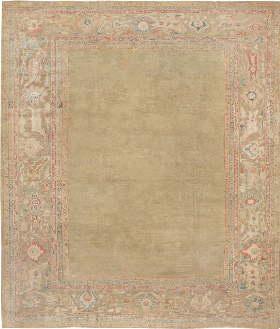 Antique Persian Sultanabad Rug 43034