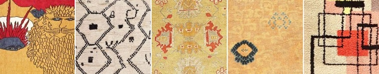 Antique Rugs By Origin Nazmiyal