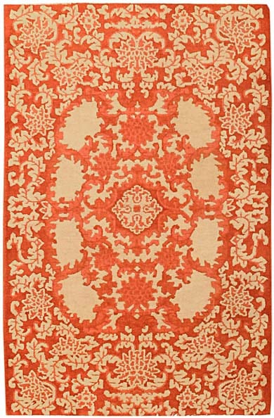 Antique Chinese Oriental Carpets 2608 Main Image - By Nazmiyal