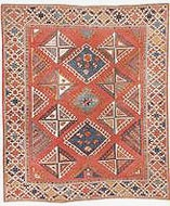 Antique Bergama Rugs
