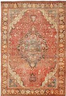 Antique Persian Sarouk Farahan Rugs