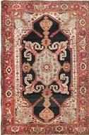 antique serapi rugs nazmiyal Antique Rug Styles And Designs