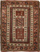 Antique Milas Turkish Rug #44444 Color Details - By Nazmiyal