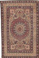 t Antique Kerman Persian Rug 44006 Antique Persian Kerman Rug 47396
