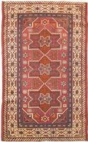 t Antique Bezalel Rug 415531 Antique Persian Heriz Serapi Rug 46423