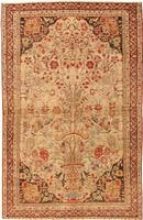 Antique Kerman Persian Rug 2796 Color Details - By Nazmiyal