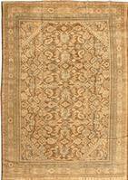 Antique Sultanabad Persian Rugs 41995 Color Details - By Nazmiyal