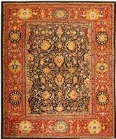 t antique sultanabad persian rugs 30881 Antique Persian Ziegler Sultanabad Rug 46564