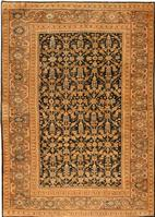 Antique Sultanabad Persian Rugs 42589 Color Details - By Nazmiyal