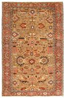 t 43208 Antique Serapi Iran Rug1 Antique Persian Heriz Serapi Carpet 47457