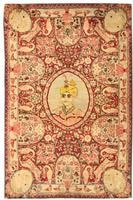 Antique Kerman Persian Rug #43906 Color Details - By Nazmiyal