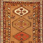 antique bakshaish 41944 Antique Persian Heriz Serapi Carpet 47457