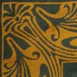Art Nouveau Irish Donegal Rug 43139 Thumbnail - By Nazmiyal
