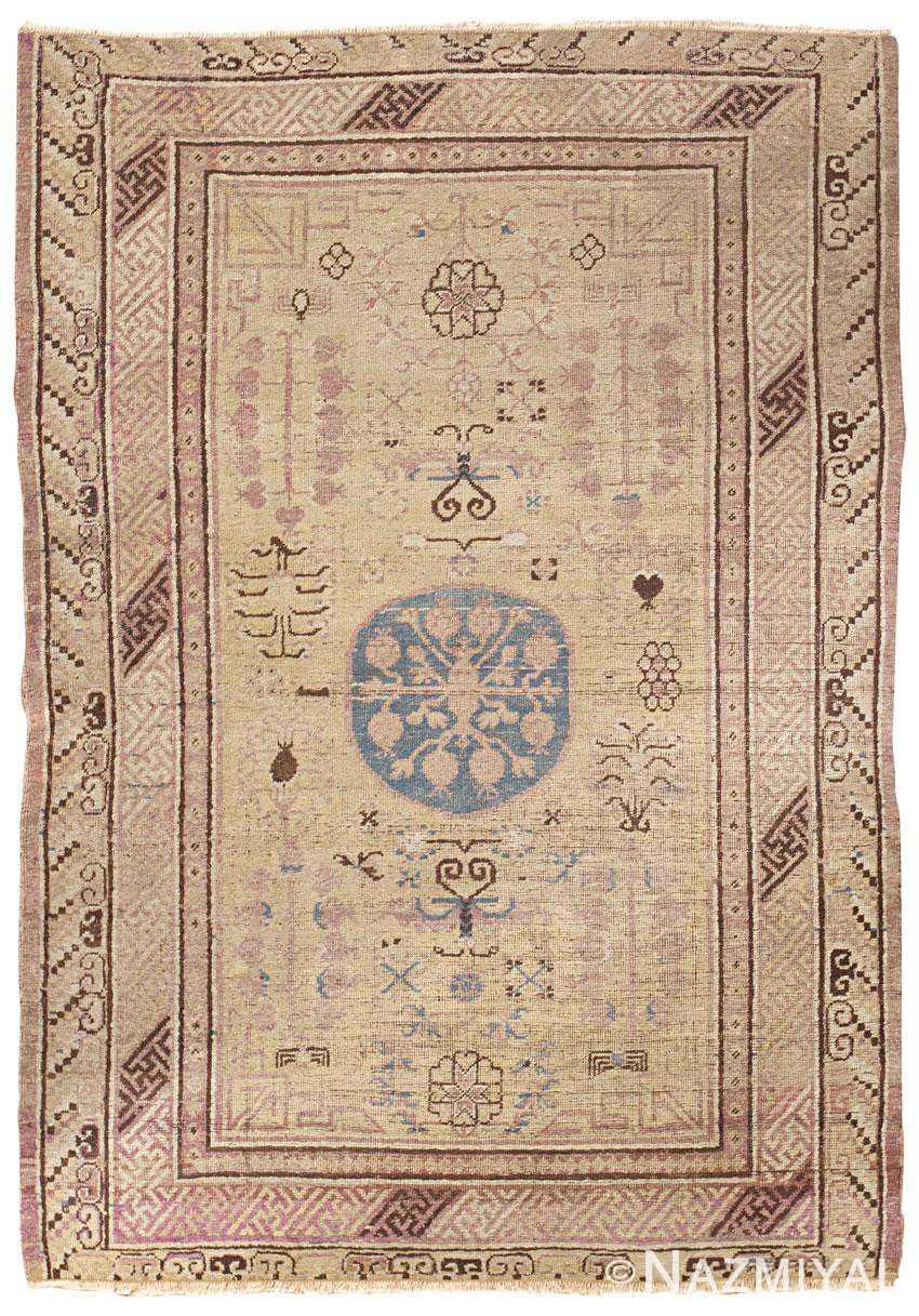 Antique Khotan Rug 45499