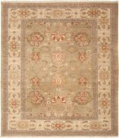 color 41503 Antique Light Blue Persian Sultanabad Carpet 47270