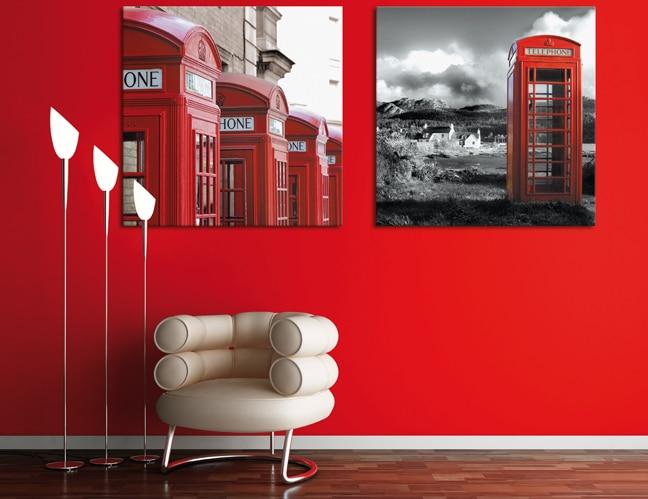 Interior Design Trends - Red and White Interior Design