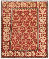 color 45503 Antique Persian Bakhtiari Carpet 46190
