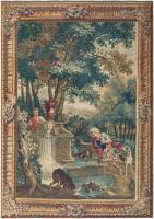 17th Century French Tapestry 46567 - By Nazmiyal