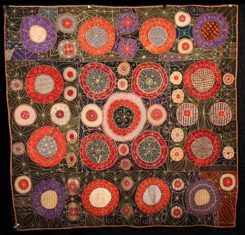 Multi-Colored Quilt from Stephen Stone Inc.