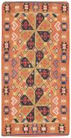 Vintage Swedish Kilim 46676 Color Detail - By Nazmiyal