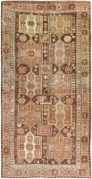 Antique Caucasian Shirvan Rug 44011 Nazmiyal - By Nazmiyal
