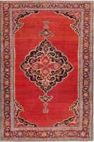Antique Persian Halvai Bidjar Rug 47489 - By Nazmiyal