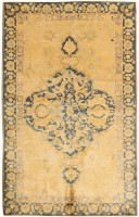 Antique Agra Oriental Rugs 43460 Color Detail - By Nazmiyal