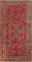 Antique Persian Serab Rug 47171 Color Detail - By Nazmiyal